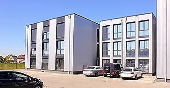 ISOLATECH Hemföretag företagsbyggnad tyska Tyskland