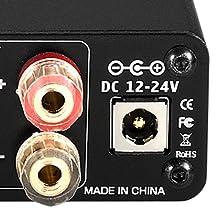 Upgrade DC Connector