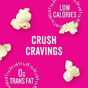 Crush Cravings with Angie's BOOMCHICKAPOP Kettle Corn