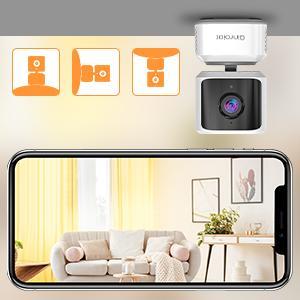 Qinroiot Indoor Camera