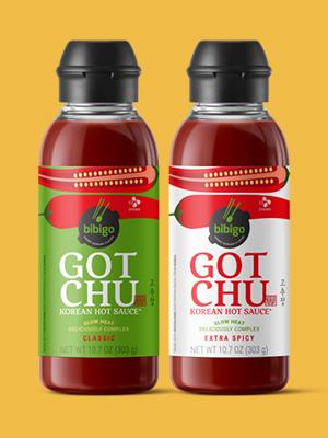 GOTCHU Korean Hot Sauce