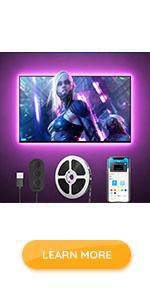 H61780A1 Govee TV LED Backlights