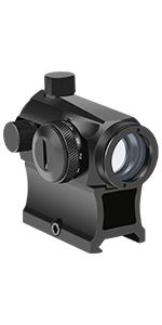 1x20mm Red Dot Sight