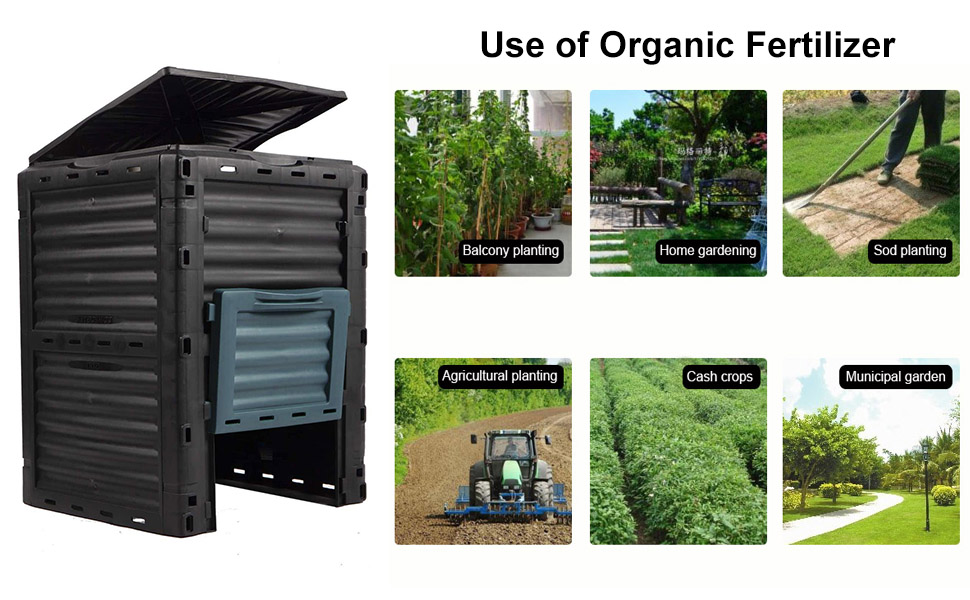 Use of Organic Fertilizer
