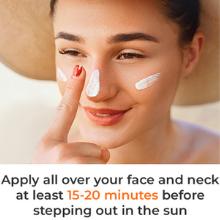 Cetaphil Sunscreen, uv protection