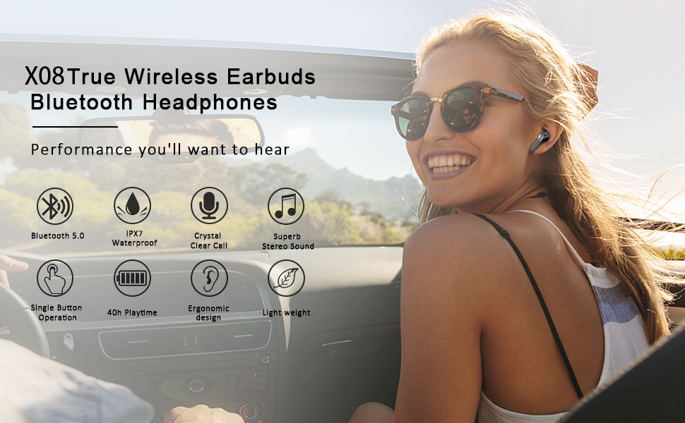 Bluetooth Kopfhöre