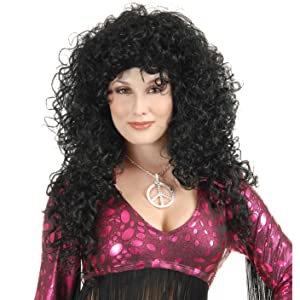 Disco Diva wig