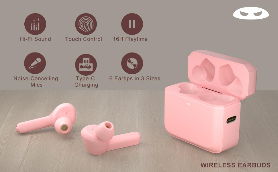 M7 Wireless Earbuds