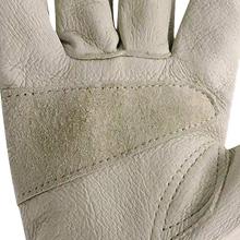 pigskin leather work gloves palm