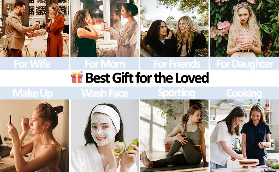 BEST GIFT FOR THE LOVED