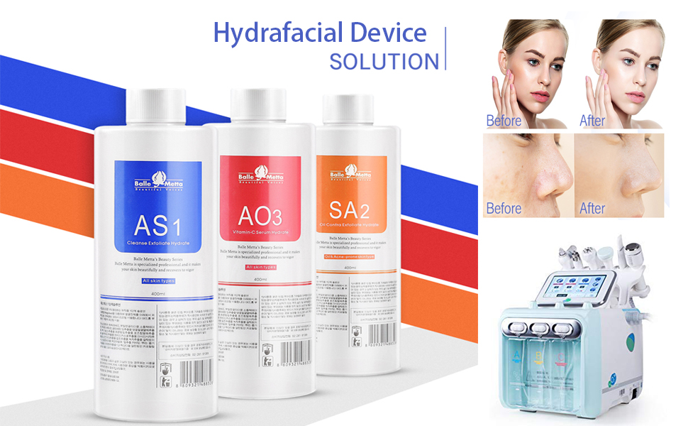 Spare Part For Hydrafacial  Device