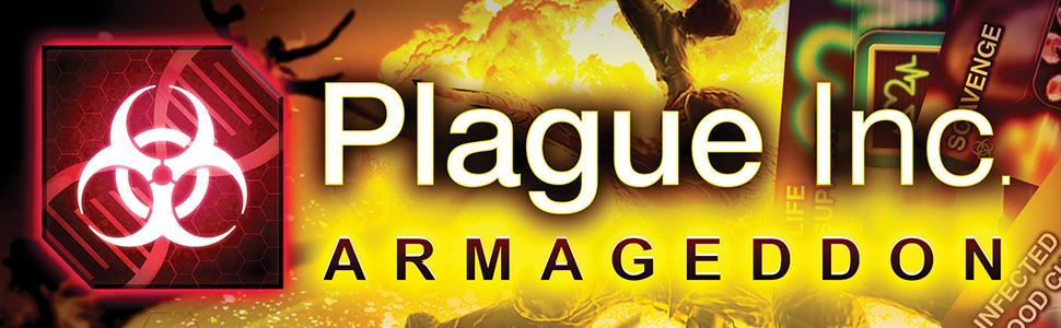 plague inc. armageddon board game