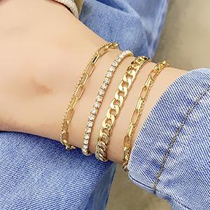 gold ankle bracelets for women girls