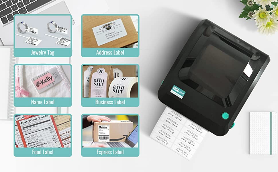 phone printer mobile printer compact printer portable printers wireless for travel