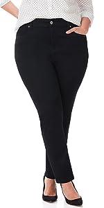 right fit jean curvy