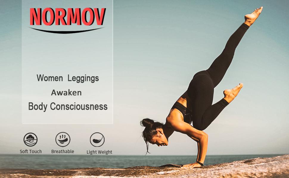 women leggings awaken body consciousness