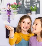 Hatchimals Pixies Crystal Flyers Purple