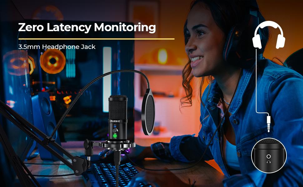 zero-latency monitoring