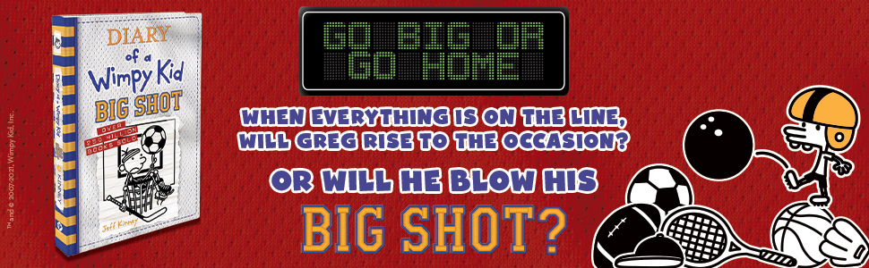 When everything is on the line, will Greg rise to the occasion? Or will he blow his big shot?