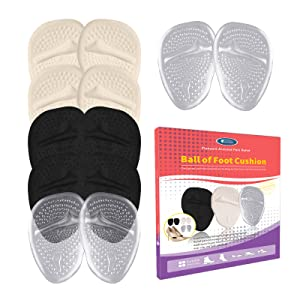 Ball of Foot Pads for Woman