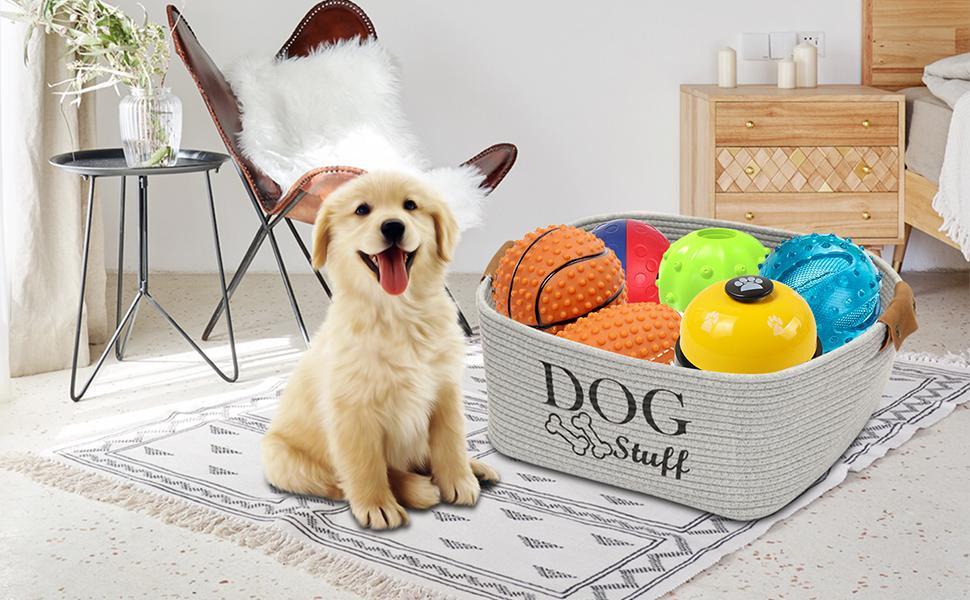 large dog toy box storage