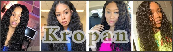 water wave lace front wig human hair