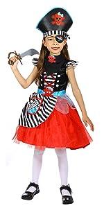 Girls Pirate Costume