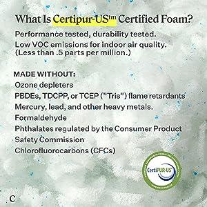 Eden Cool Gel Certification