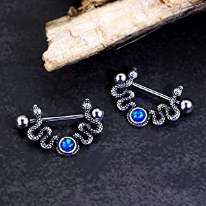 nipple piercing jewelry