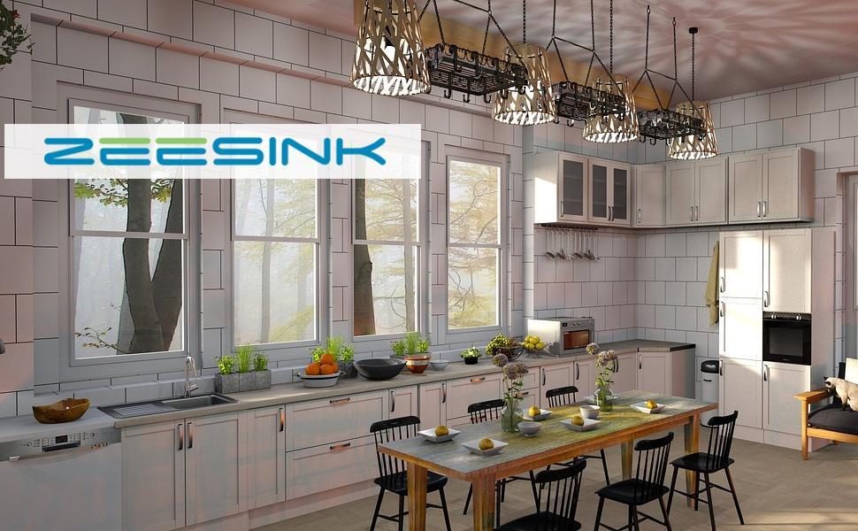 Zeesink Kitchen Sink Protector Stainless Steel