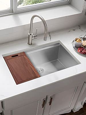 Undermount WorkstationKitchen Sink