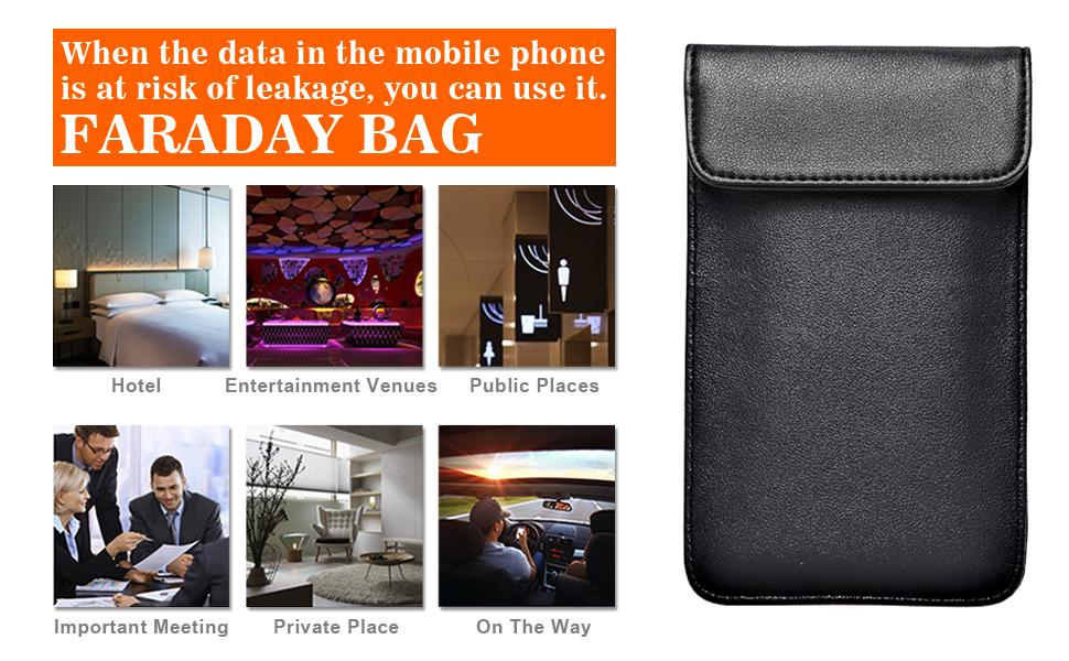 Faraday Bags