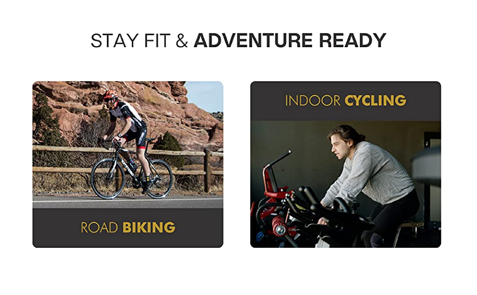 Stay Fit amp; Adventure Ready spin shoes road bike men cycling