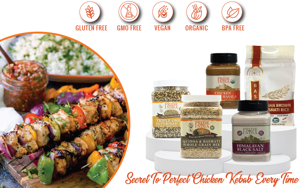 kebab shop, gluten-free, gmo-free, vegan, kebab recipe, kebab grill, chicken kebab recipe, healthy