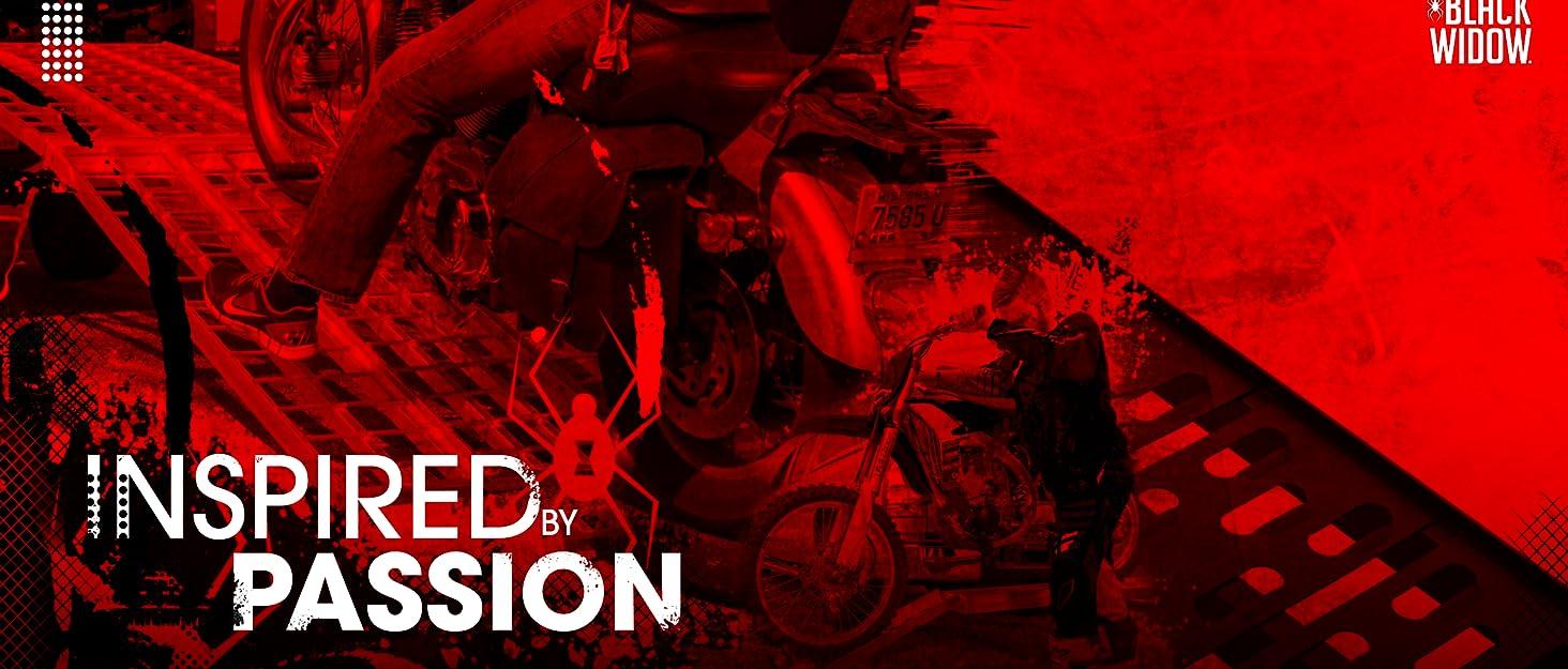 Black Widow brand story background