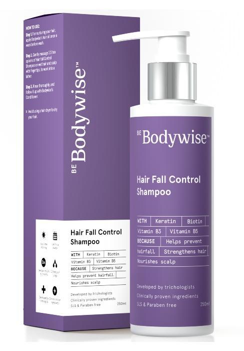 bw shampoo