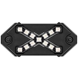 Unique shape 13-LED Design