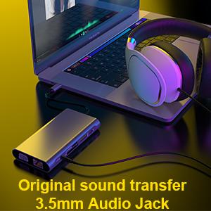 3.5mm Audio Jack