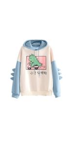 Kawaii Hoodies Sweatshirts