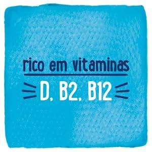 Vitaminas D, B2 e B12