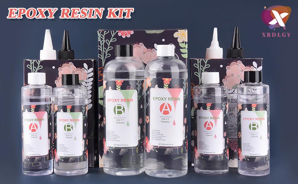 epoxy resin kit