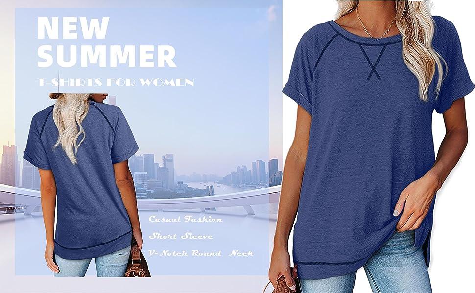new summer t shirts