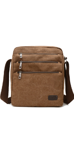 crossbody bags for men medium size