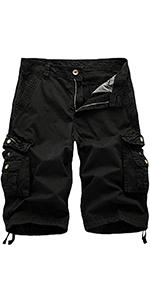 cargo short-black