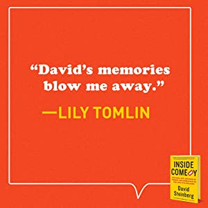 david's memories blow me away - lily tomlin
