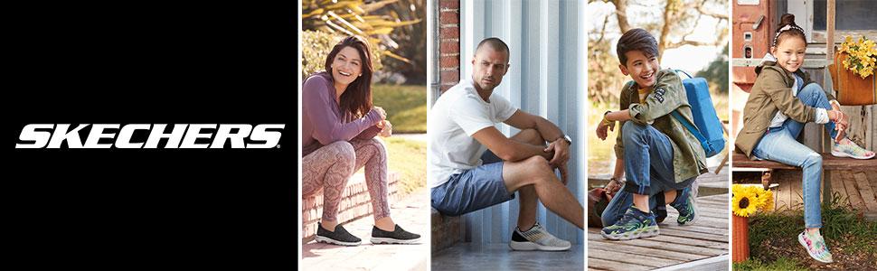 Skechers is an award-winning global lifestyle brand