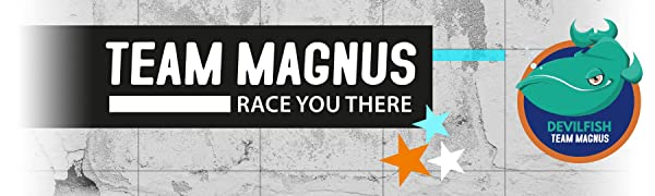 Team Magnus - race you there