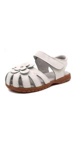 white girls sandals flower