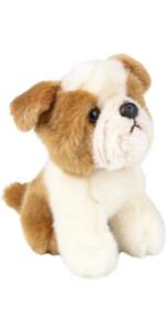 English Bulldog Stuffed Animal