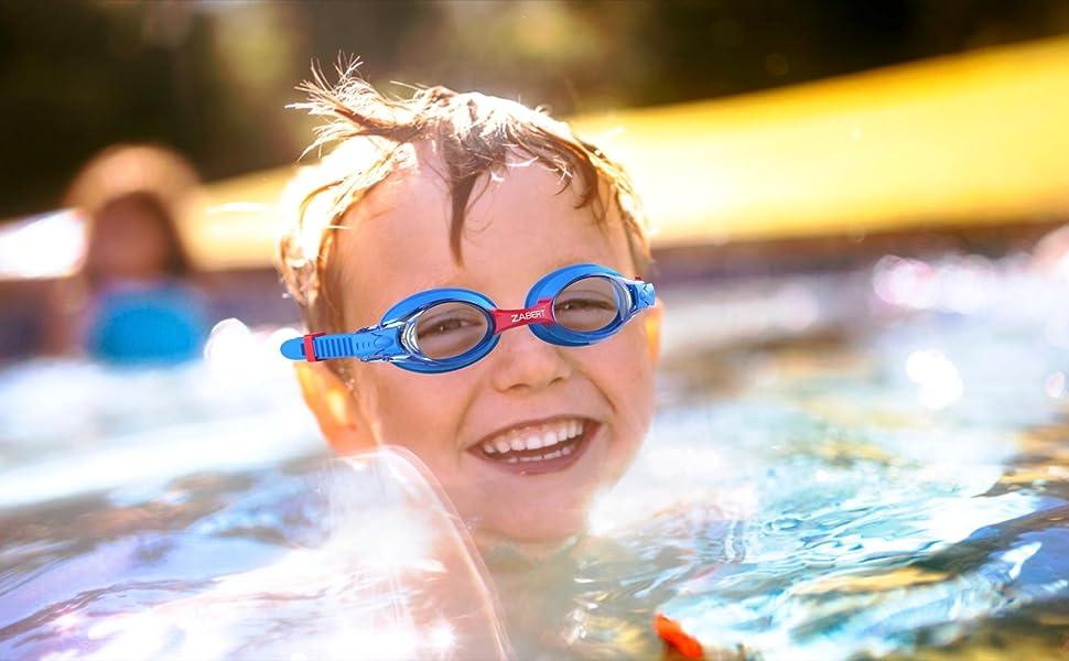 ZABERT K20 Kids Swim Goggles